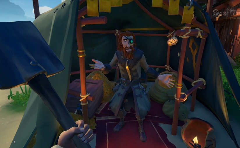 Git Gud: Sea of Thieves – Plundering Treasure!