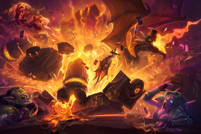 Ragnarok Cometh To The Witchwood,  Hearthstone Balance Changes Announced